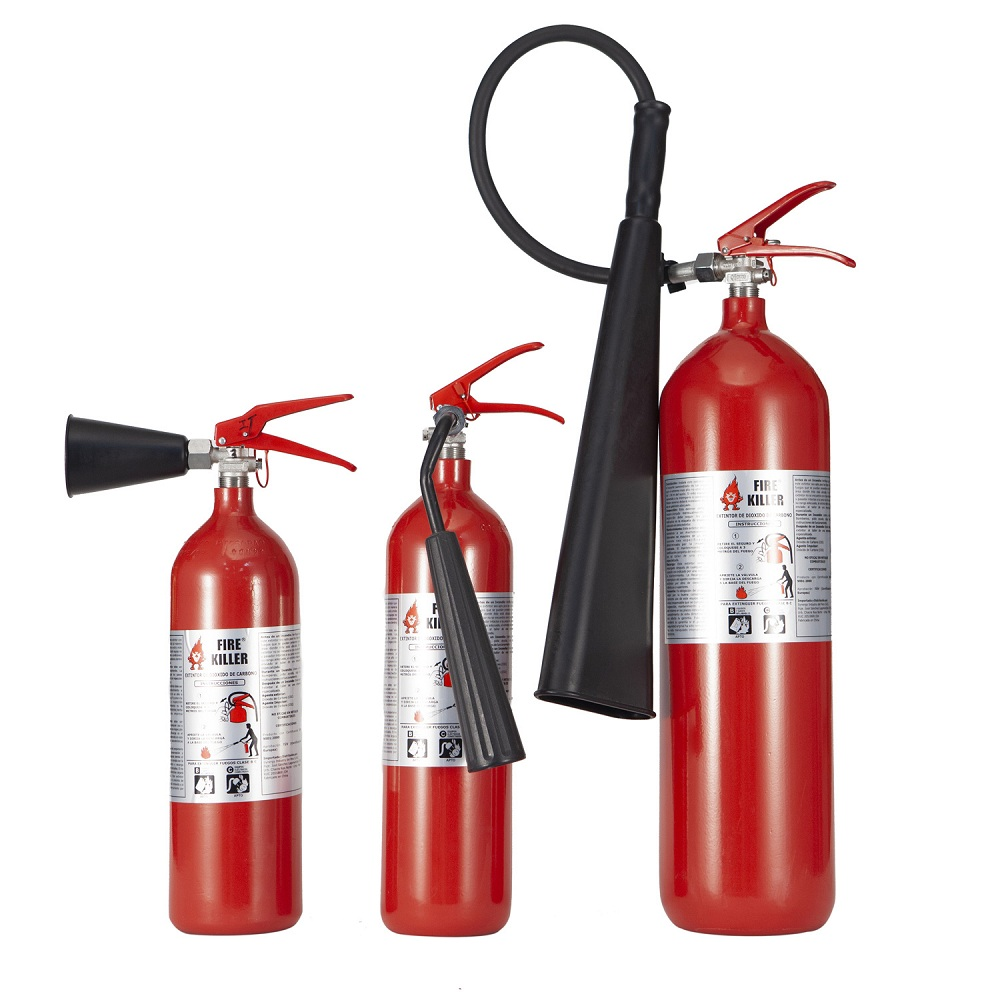 CO2 Fire Extinguisher Carbon Steel