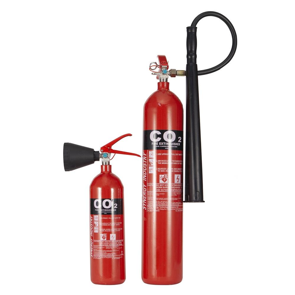 CO2 Fire Extinguisher EN3 & CE