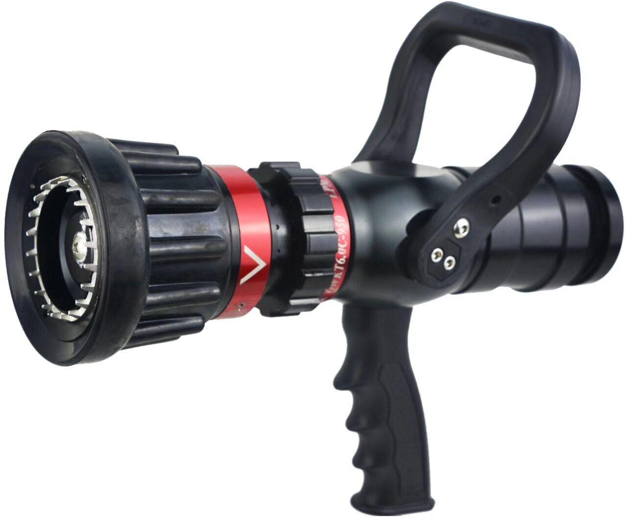 Pistol Grip Adjust Flow Nozzle