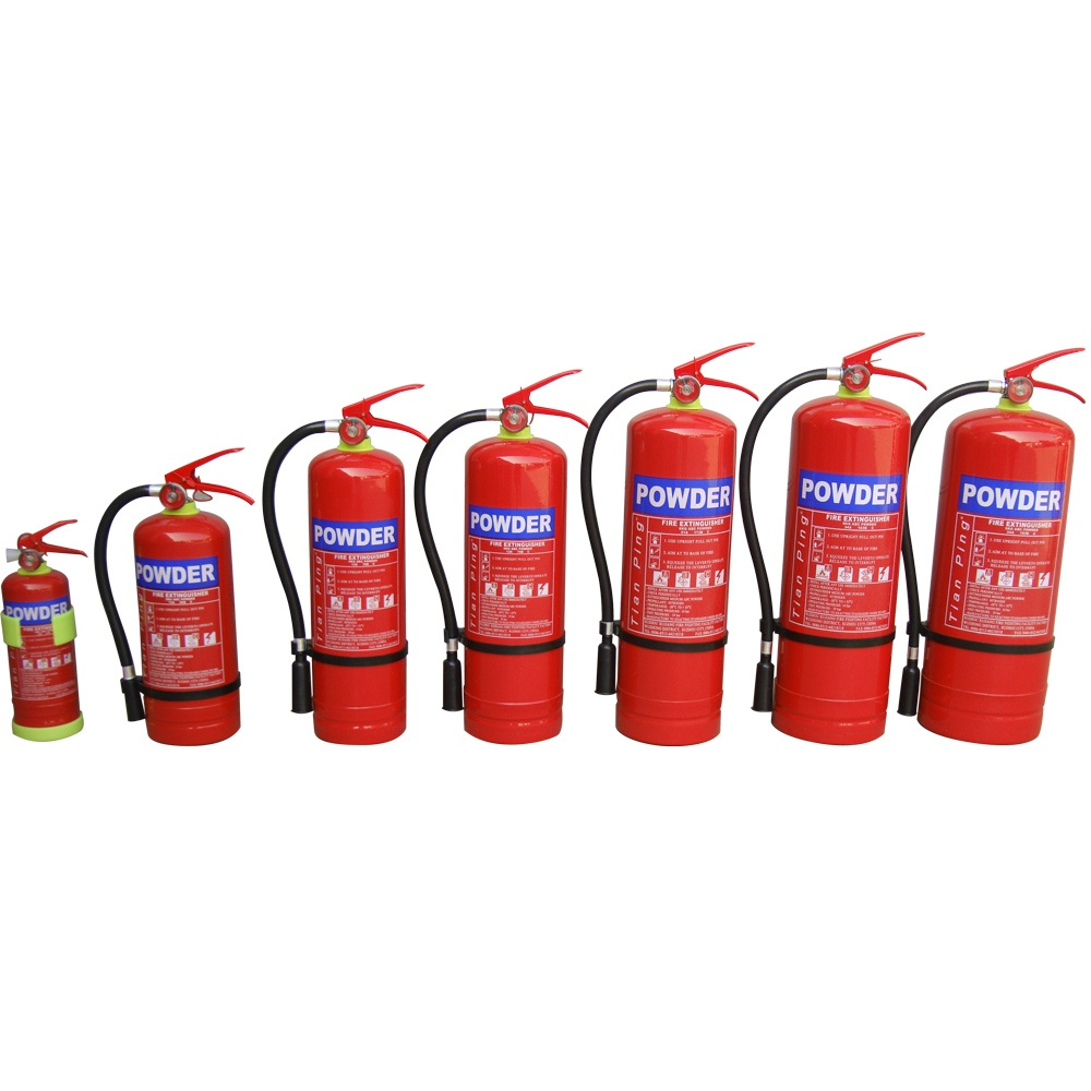 Dry Powder Fire Extinguisher CCC