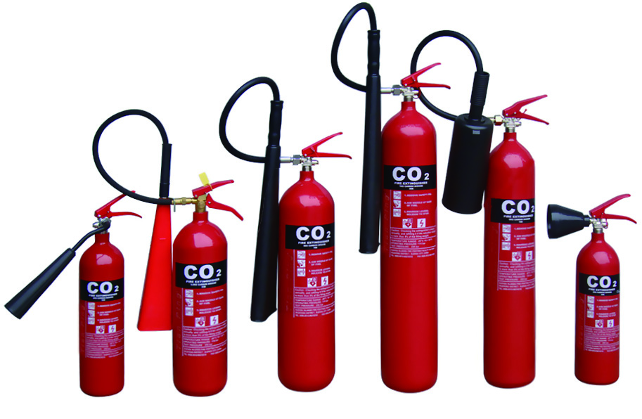 CO2 Fire Extinguisher Alloy Steel